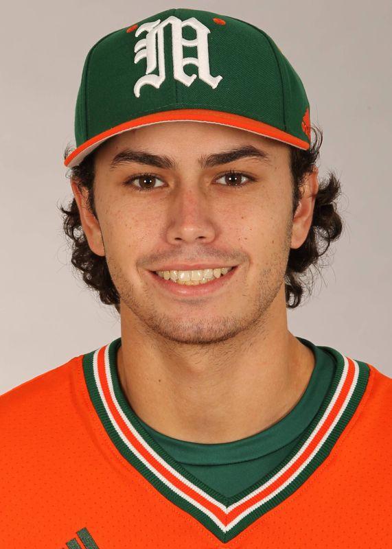 Brandon Lopez - Baseball - University of Miami Athletics