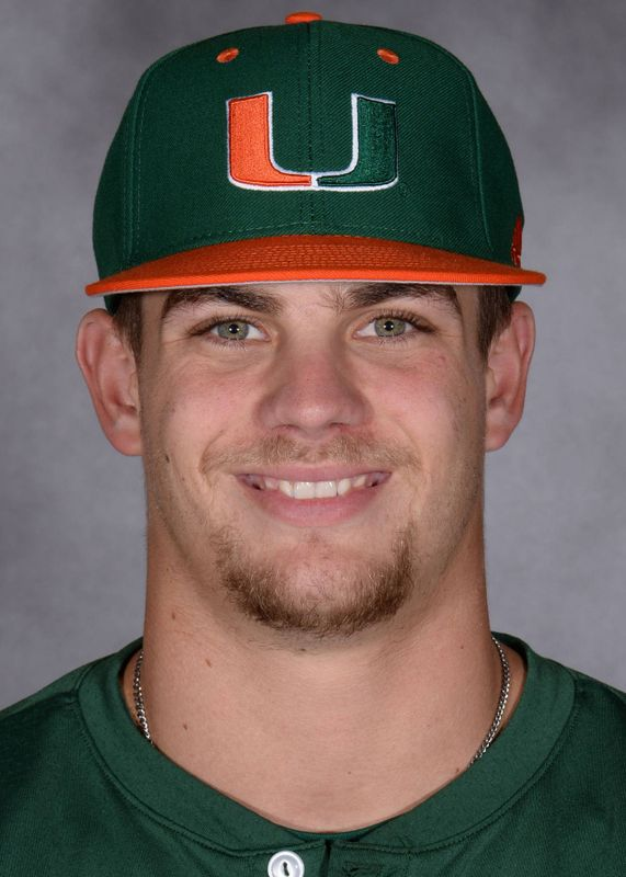 Jeb Bargfeldt - Baseball - University of Miami Athletics
