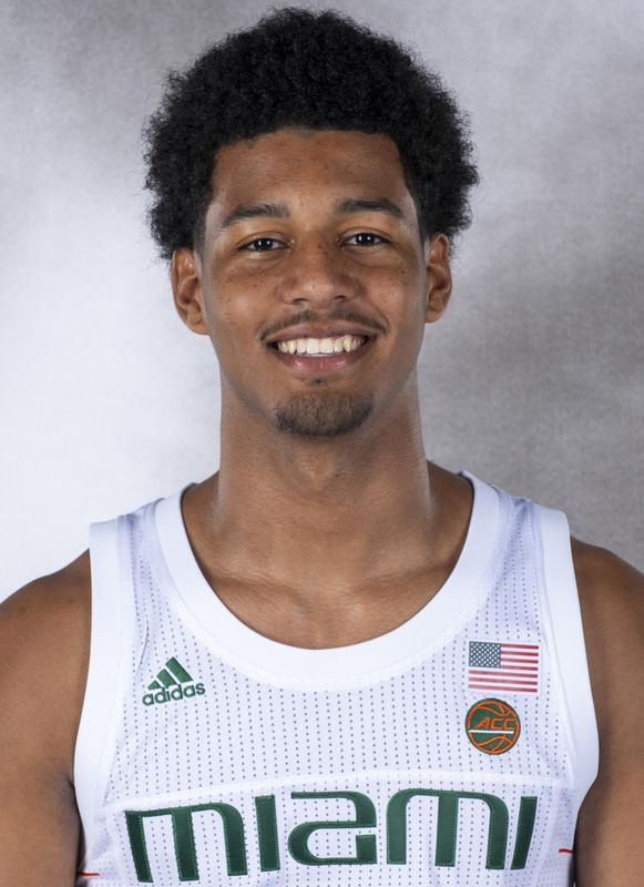 Harlond Beverly - Men's Basketball - University of Miami Athletics