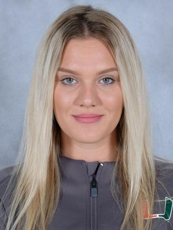 Andrea Todorovic - Swimming & Diving - University of Miami Athletics