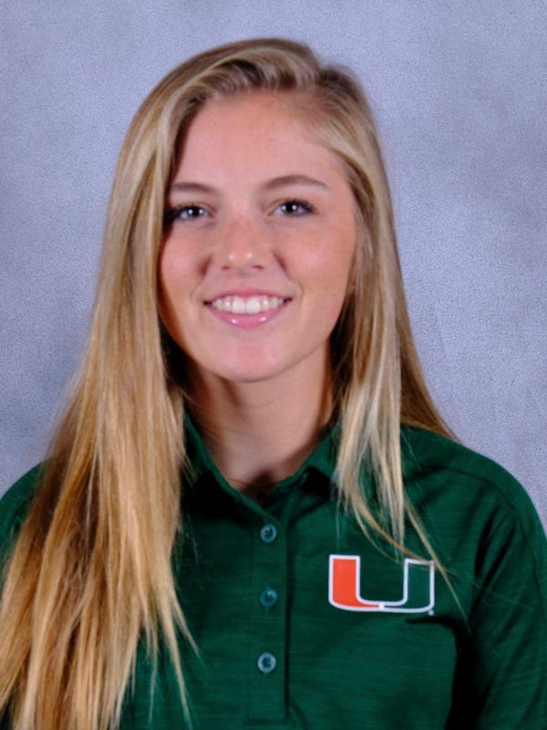 Michaela Kerin - Rowing - University of Miami Athletics