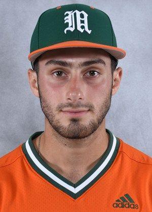 Austin Pollak - Baseball - University of Miami Athletics