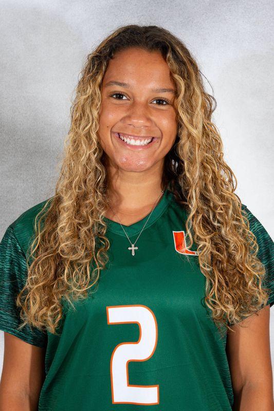 Adrianna Serna - Soccer - University of Miami Athletics