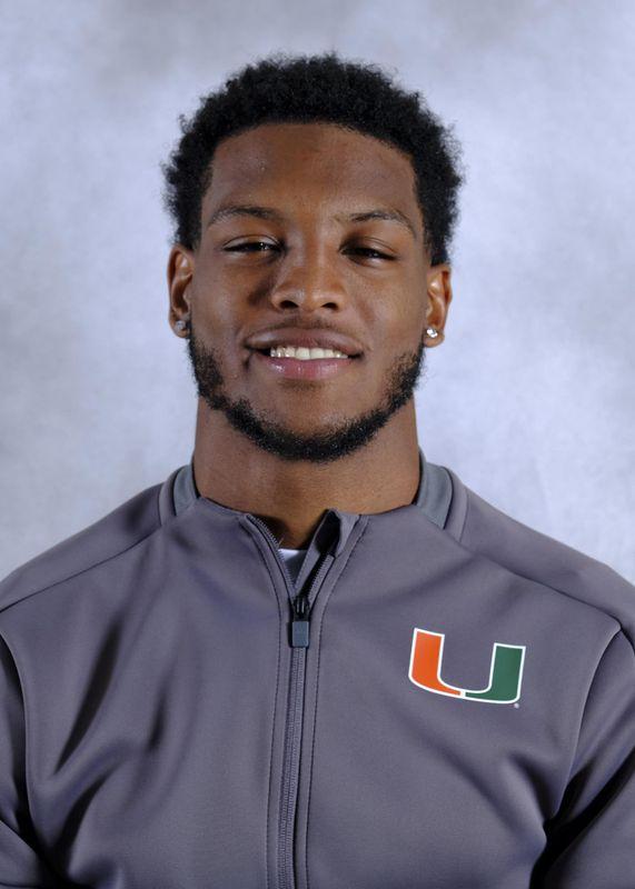 Justin Forde - Track & Field - University of Miami Athletics
