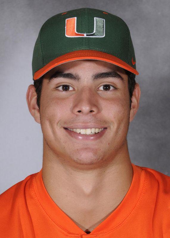 Esteban Tresgallo - Baseball - University of Miami Athletics