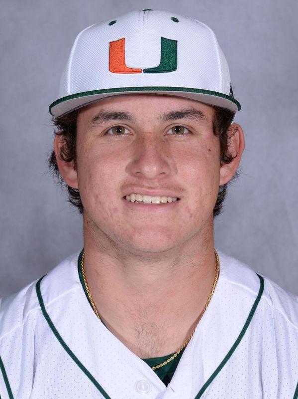 Jeremy Cook - Baseball - University of Miami Athletics
