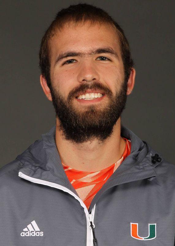 Kevin Marsh - Cross Country - University of Miami Athletics