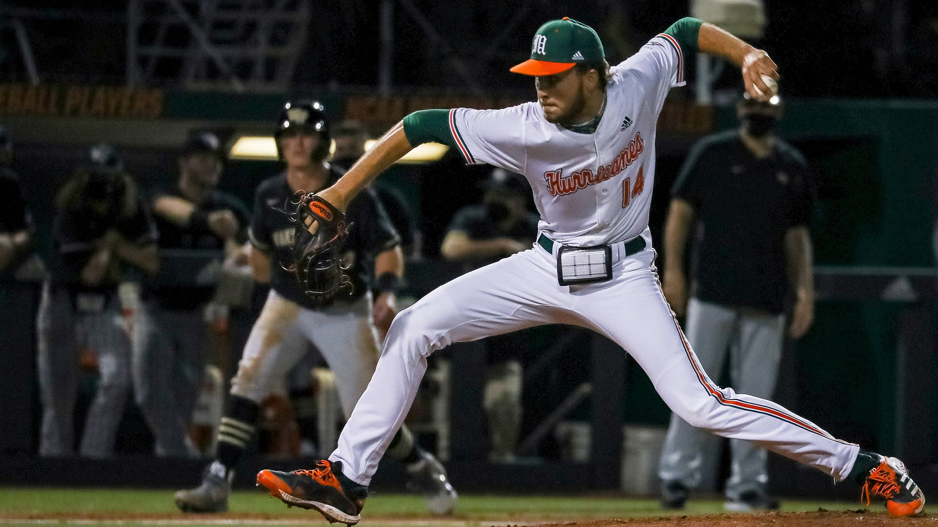 Five Canes Earn All-ACC Honors