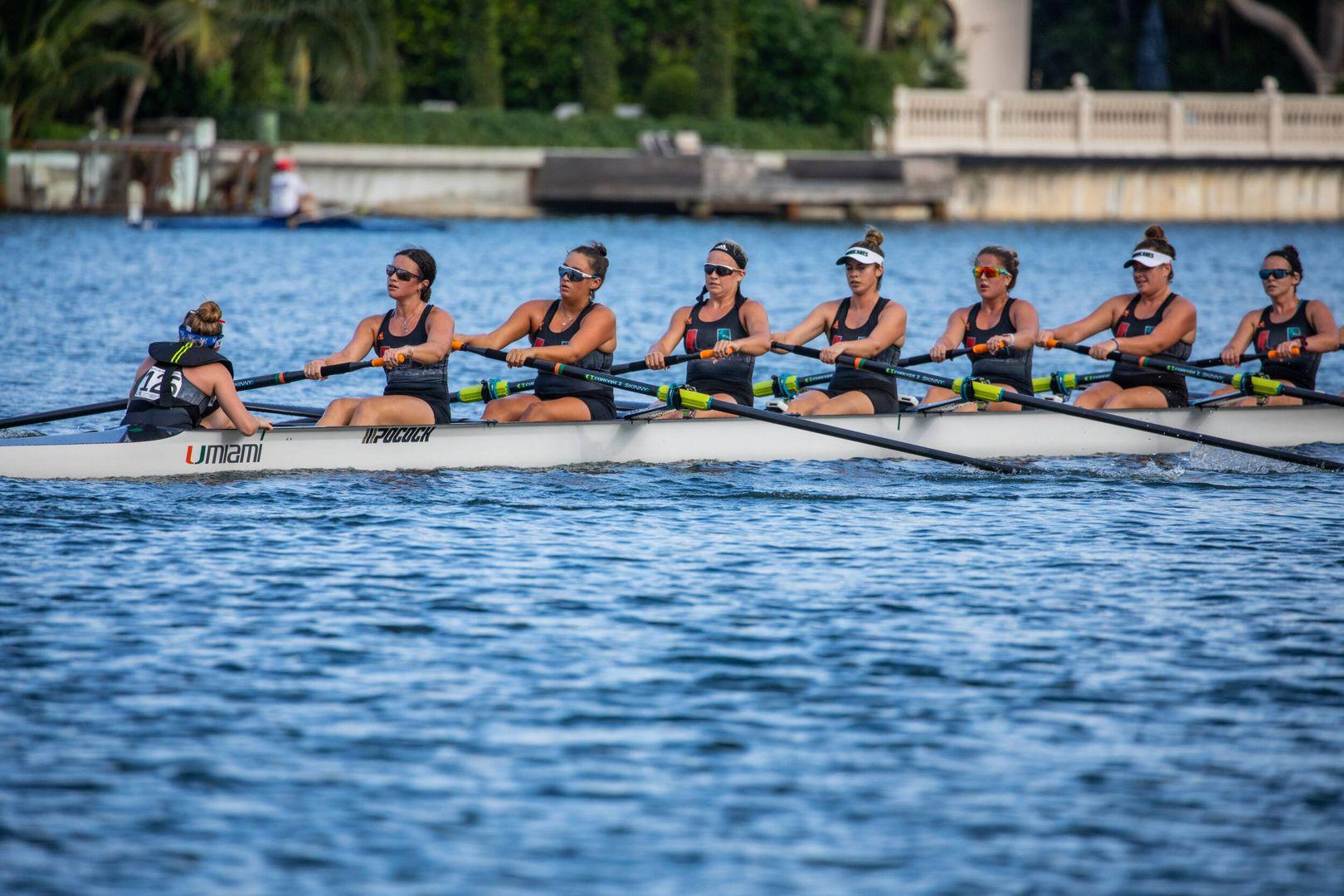 Miami Rowing: Origin Story