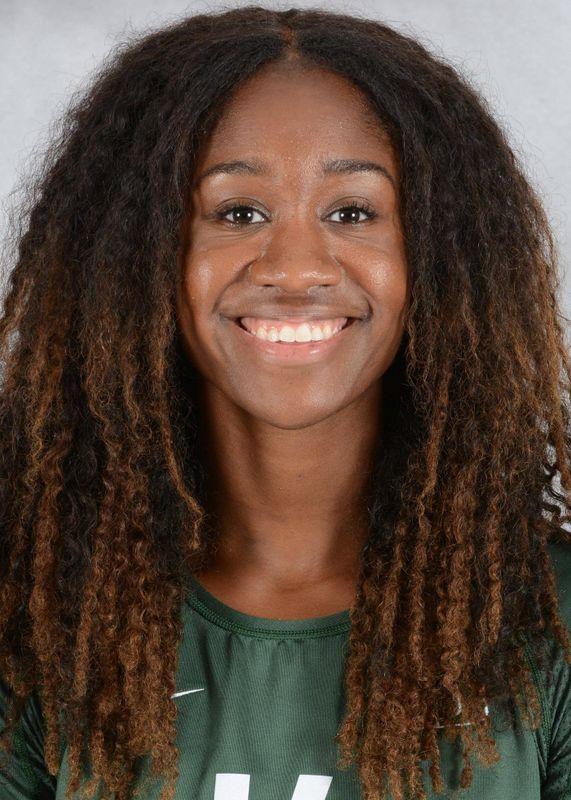 Emani Sims - Volleyball - University of Miami Athletics