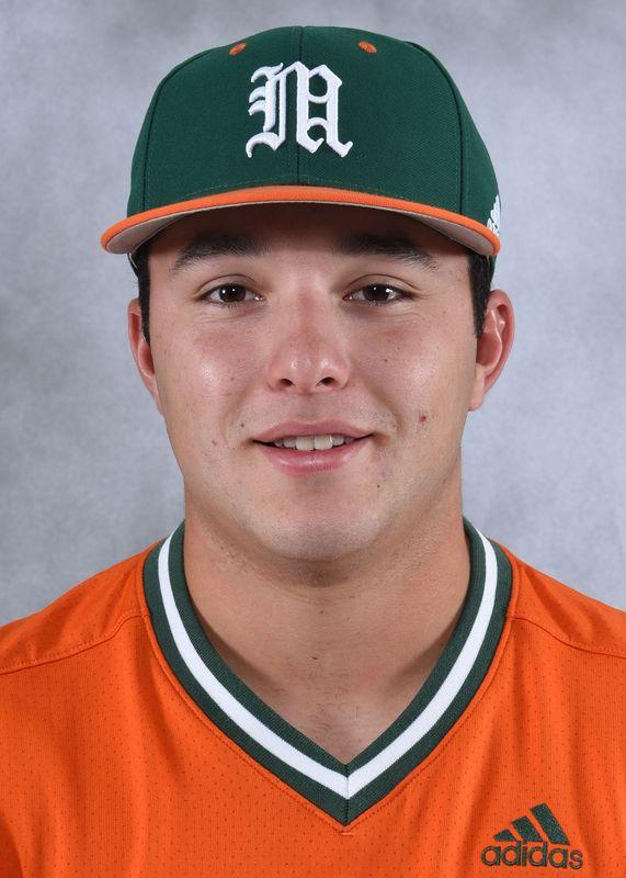 Alex Ruiz - Baseball - University of Miami Athletics
