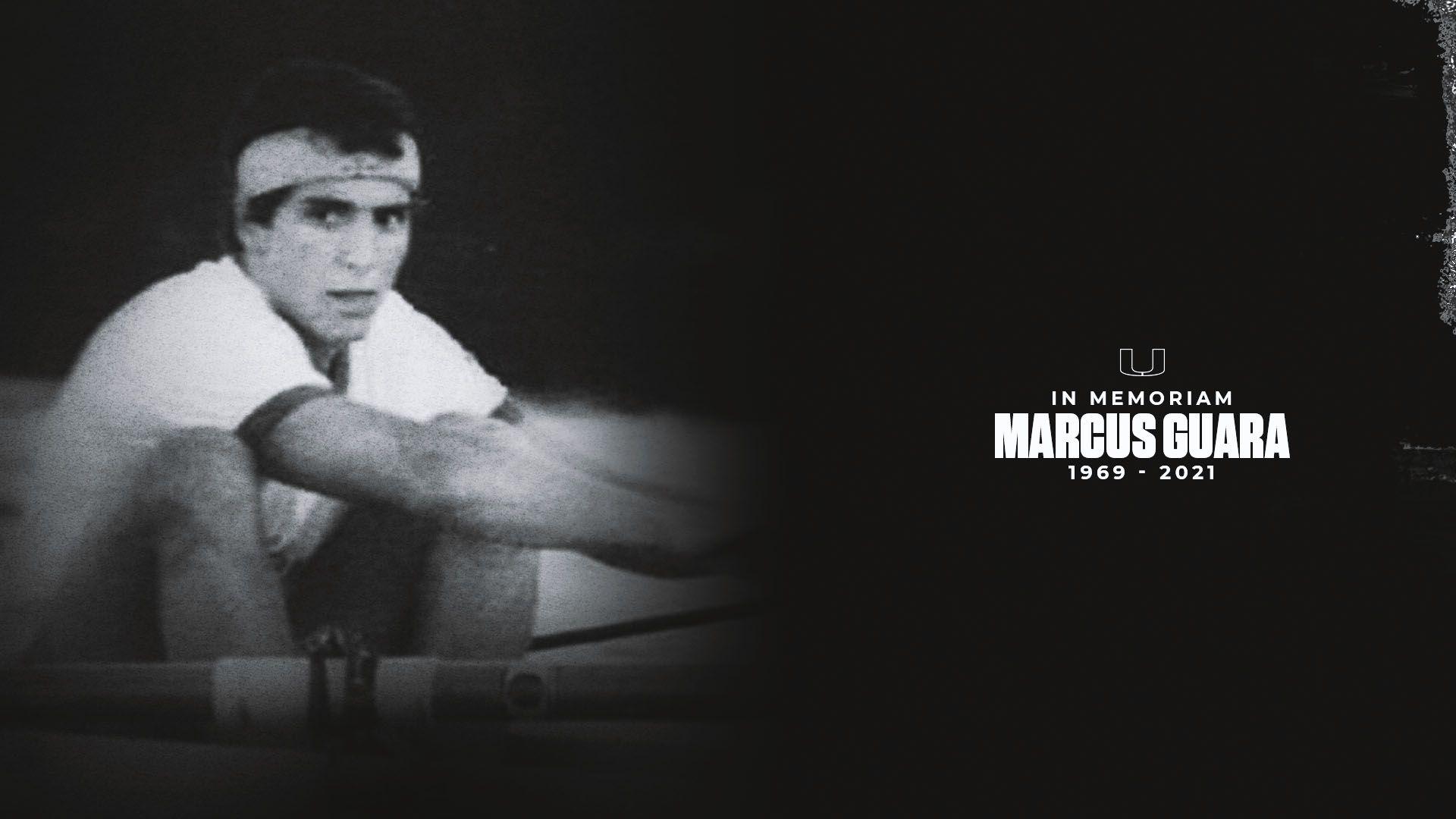 Former Teammates Honor Marcus Guara