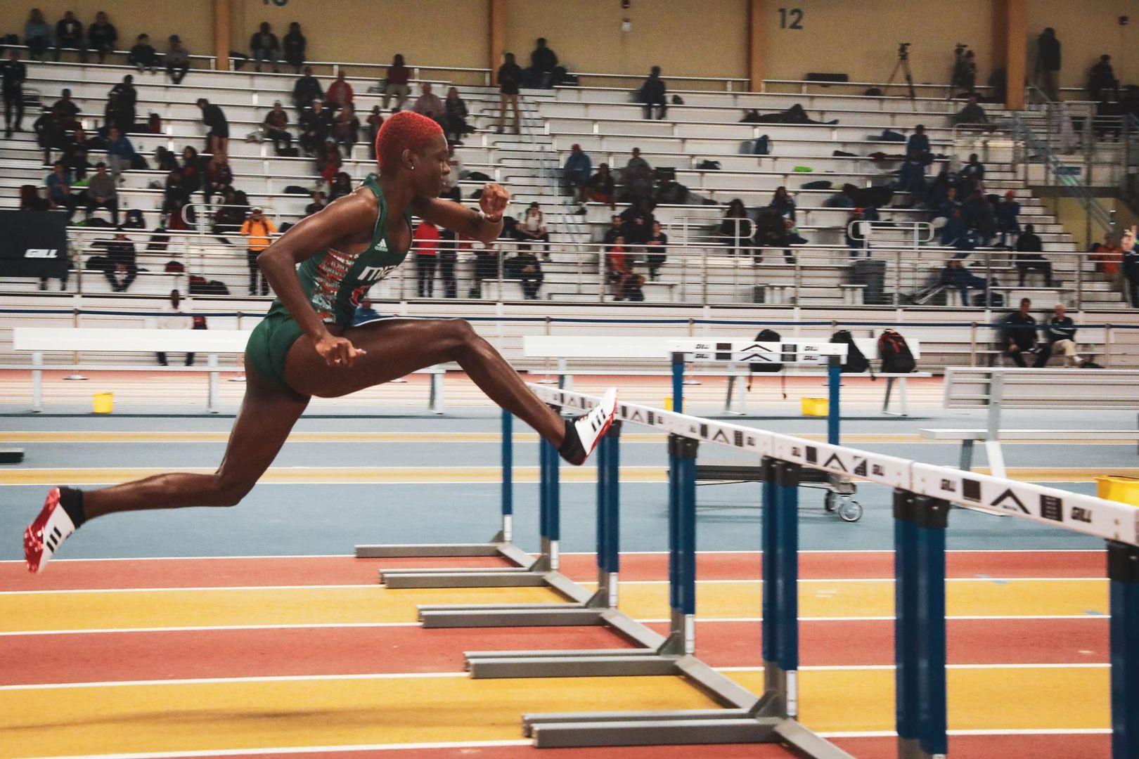 Canes Track Thrives at UAB Invitational