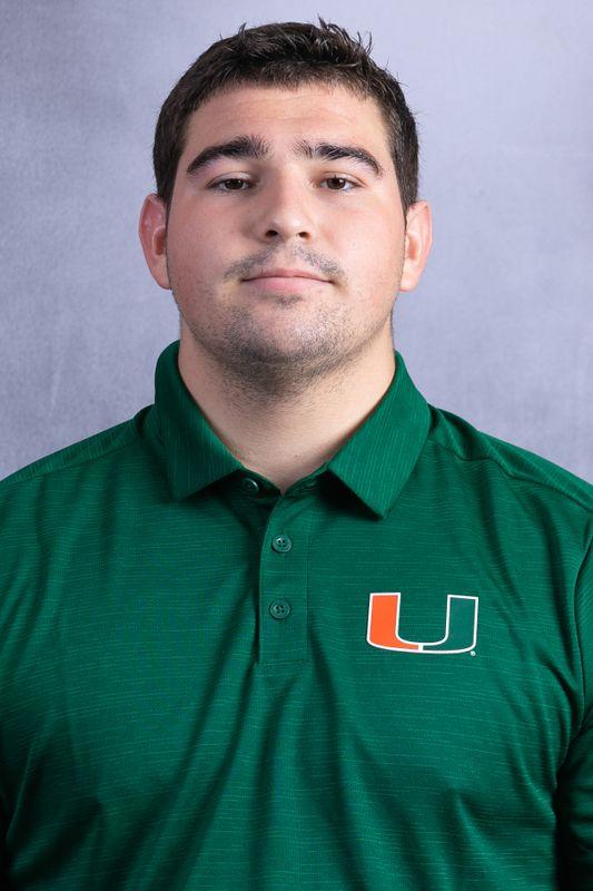 Ryan Rodriguez - Football - University of Miami Athletics