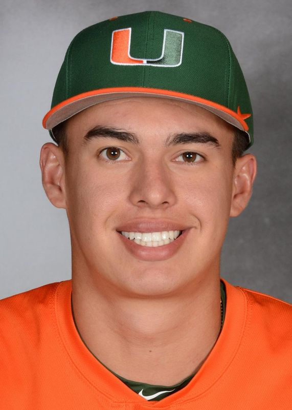 Dylan White - Baseball - University of Miami Athletics