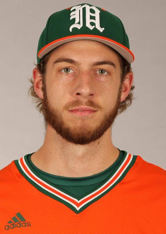 Devin Meyer - Baseball - University of Miami Athletics