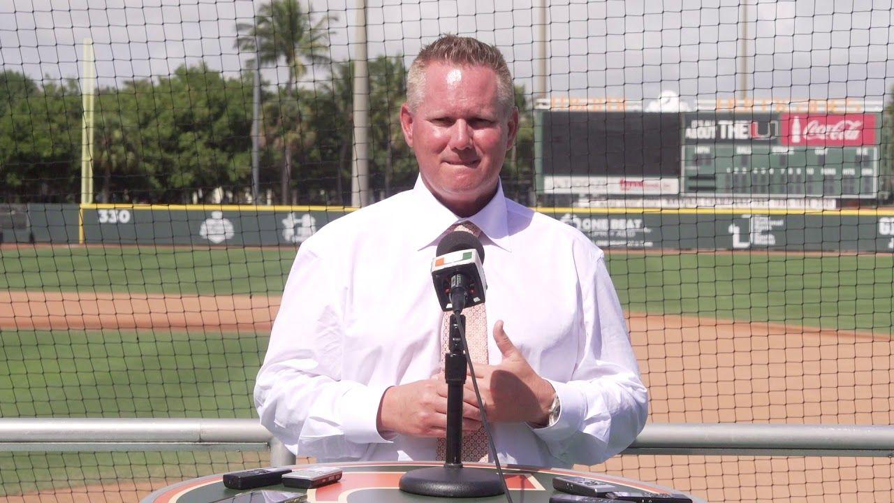 Gino DiMare | Baseball Media Day | 2.11.20