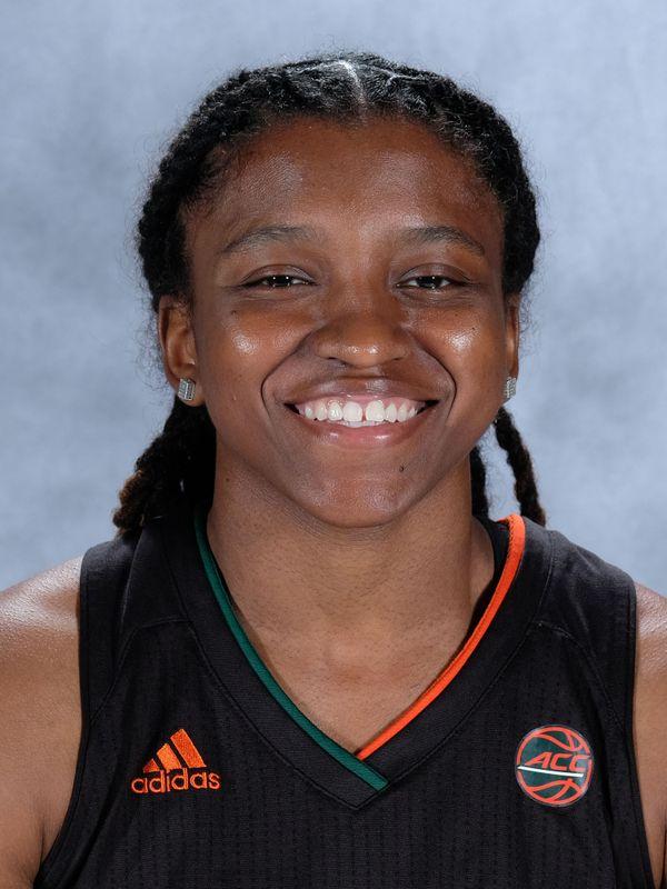 Mykea Gray - Women's Basketball - University of Miami Athletics