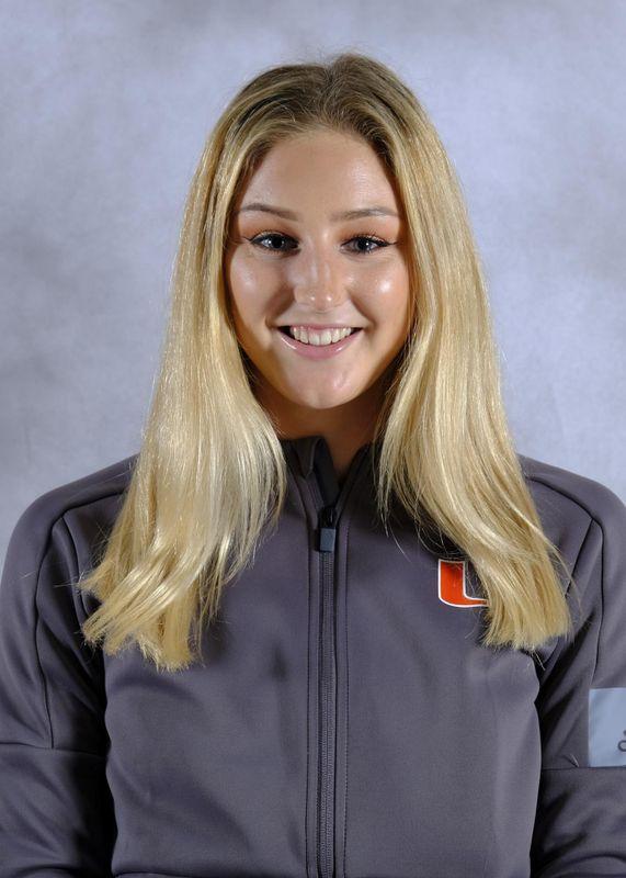 Molly Caudery - Track & Field - University of Miami Athletics