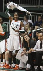 No. 8 Canes Roll by Overmatched Wake Forest