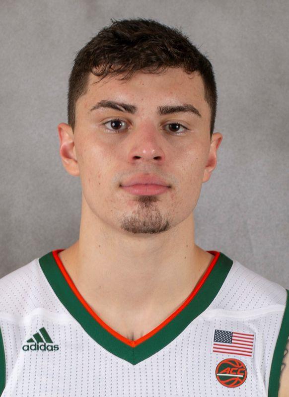 Anthony Mack - Men's Basketball - University of Miami Athletics