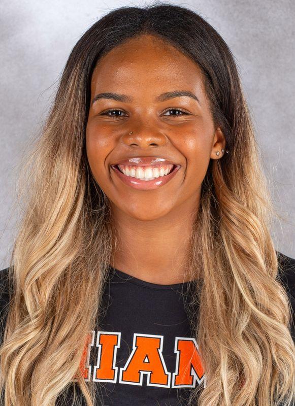 Kennedy Prince - Volleyball - University of Miami Athletics