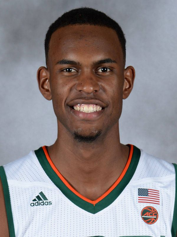 Dewan Hernandez - Men's Basketball - University of Miami Athletics