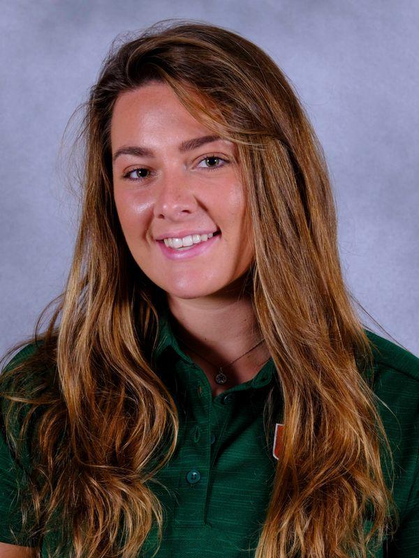 Emmalyn Brenner - Rowing - University of Miami Athletics