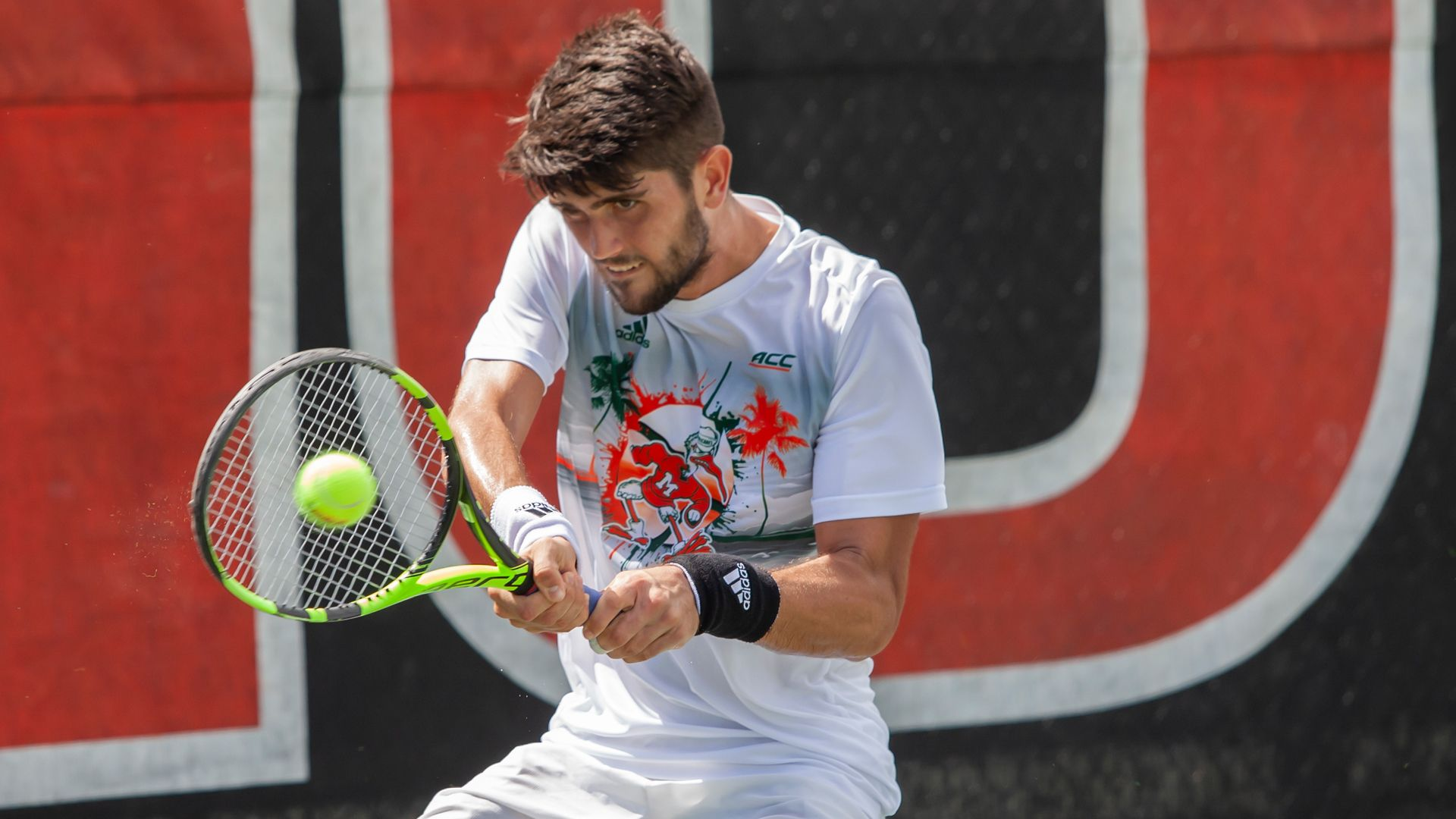 Men's Tennis Drops Match at NC State, 4-1