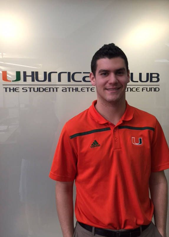 Dylan Feinstein -  - University of Miami Athletics