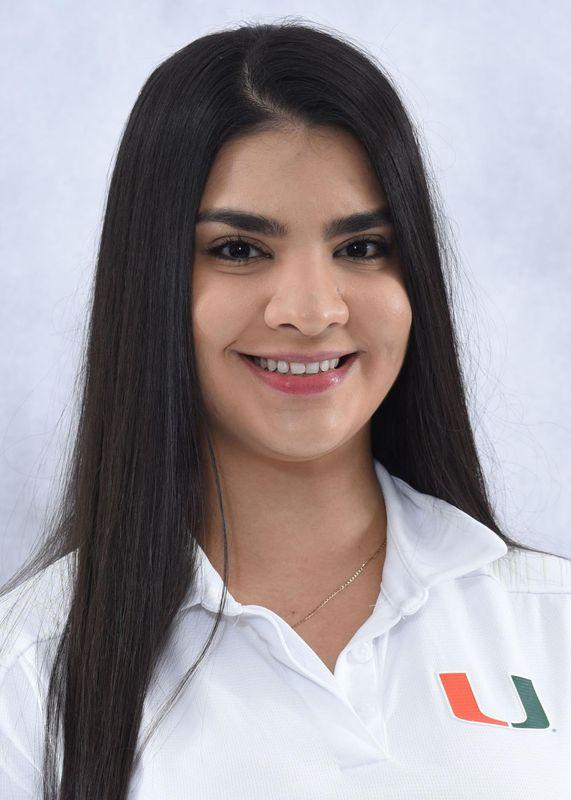Evelyn Columbie -  - University of Miami Athletics