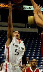 King Leads Miami Men's Basketball Past Marist, 85-61