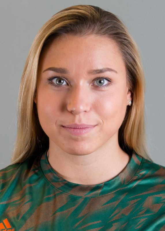 Rebeka Repman - Swimming & Diving - University of Miami Athletics