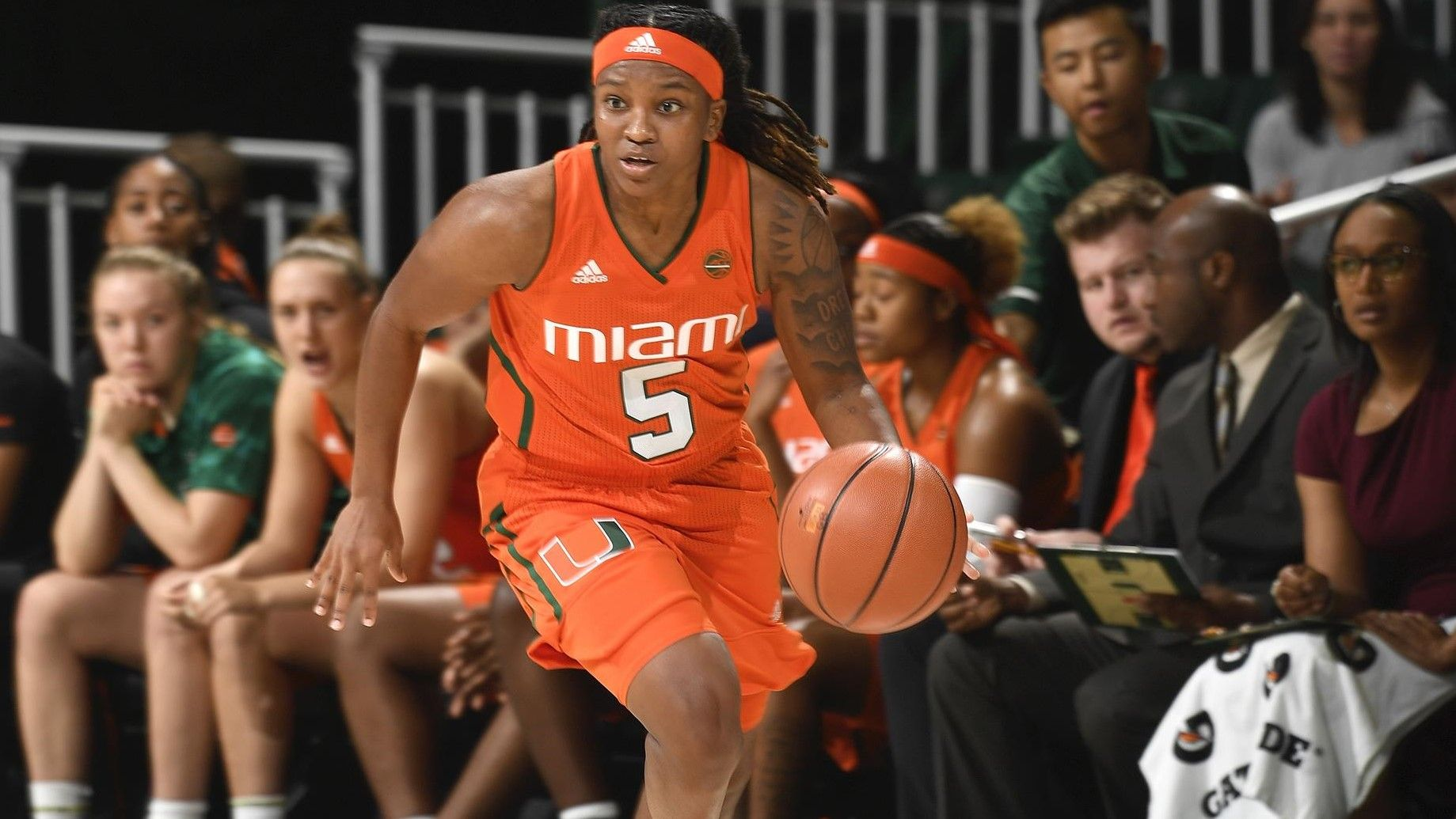 WBB Tops Wake Forest, 72-57, in ACC Road Opener