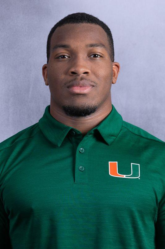 Cam'Ron Harris - Football - University of Miami Athletics