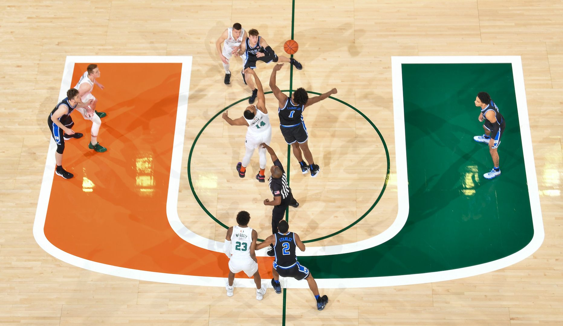 UM Athletics Selects Legends to Lead Marketing Partnerships
