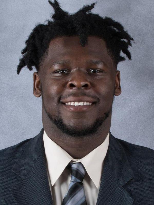 Chad Thomas - Football - University of Miami Athletics