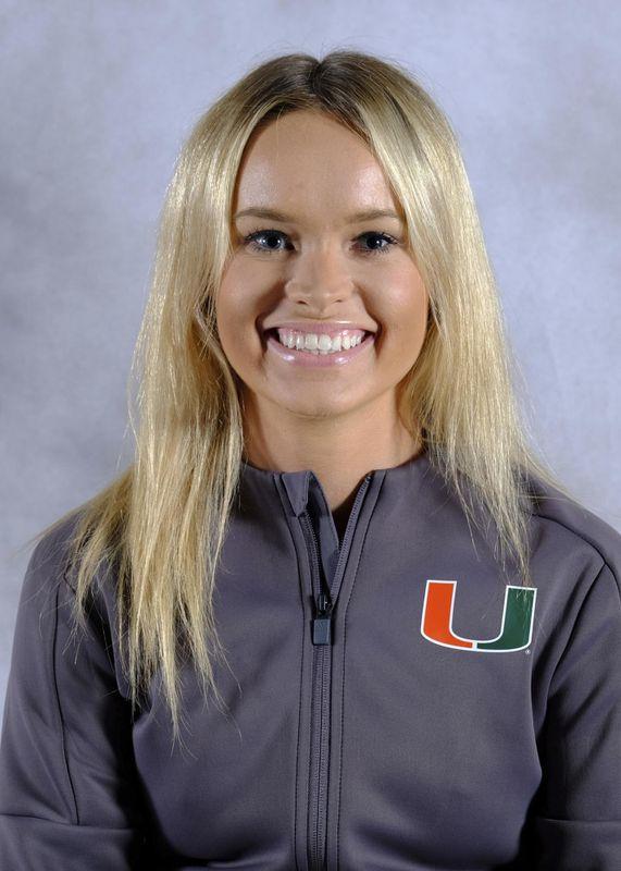 Olivia Raymond - Cross Country - University of Miami Athletics