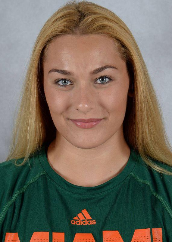 Iliana Oikonomou - Swimming & Diving - University of Miami Athletics