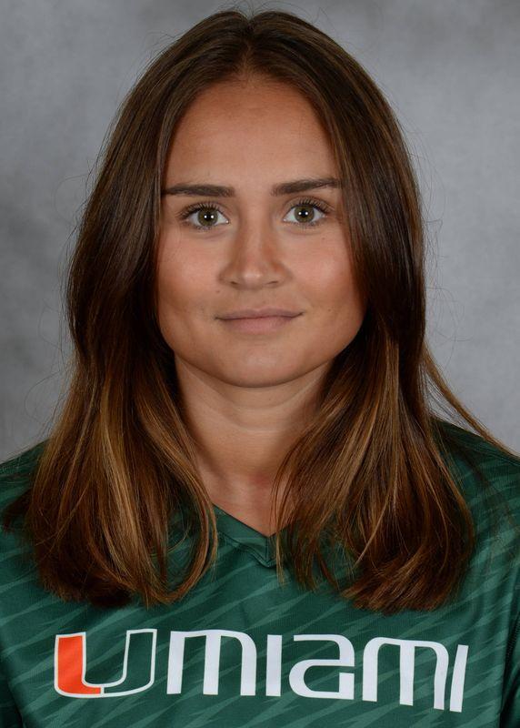 Hanna Droh - Soccer - University of Miami Athletics