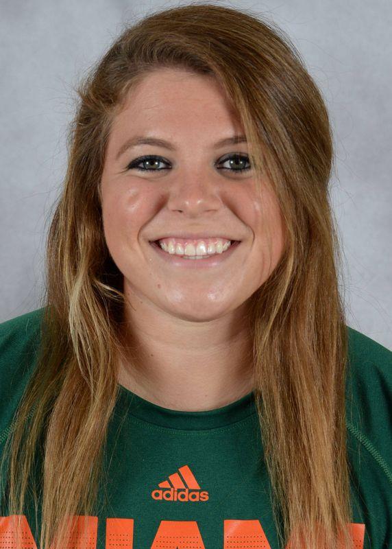 Sophia Dal Porto - Swimming & Diving - University of Miami Athletics