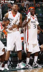 Miami Men's Basketball Celebrates 2009-10 Season
