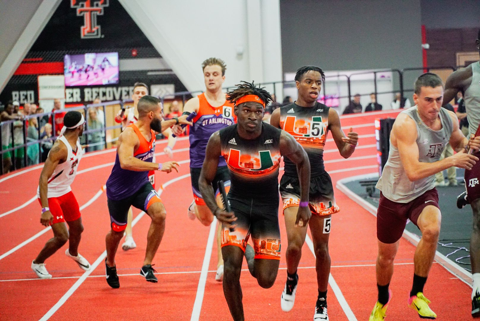 Canes Throws Close Out Texas Tech Classic with PRs