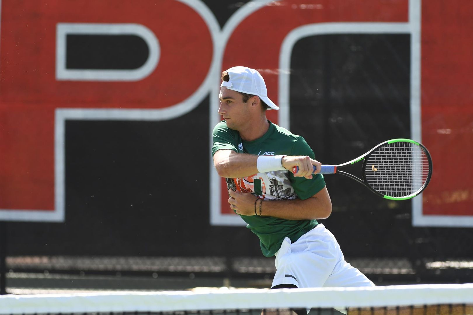 Men's Tennis Edged By No. 50 Clemson, 4-3