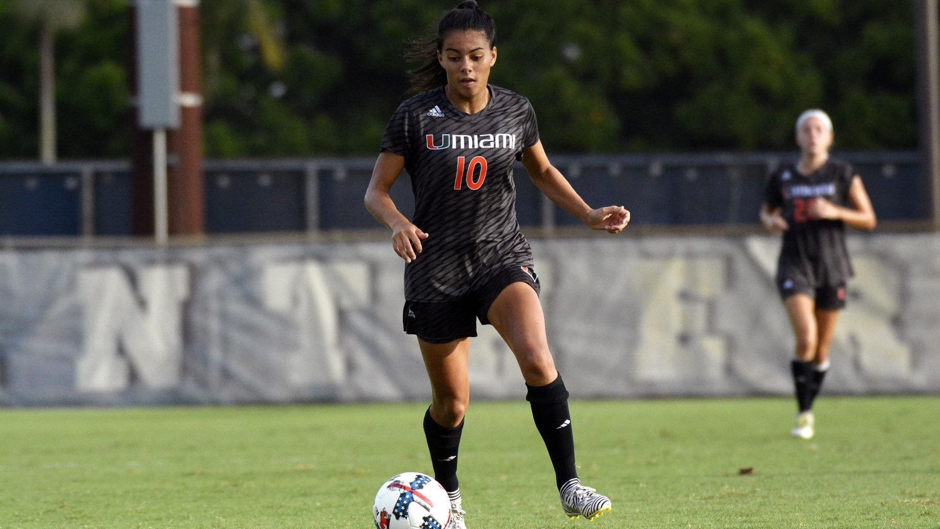 Fisher Leads Soccer to 2-0 Win at FIU