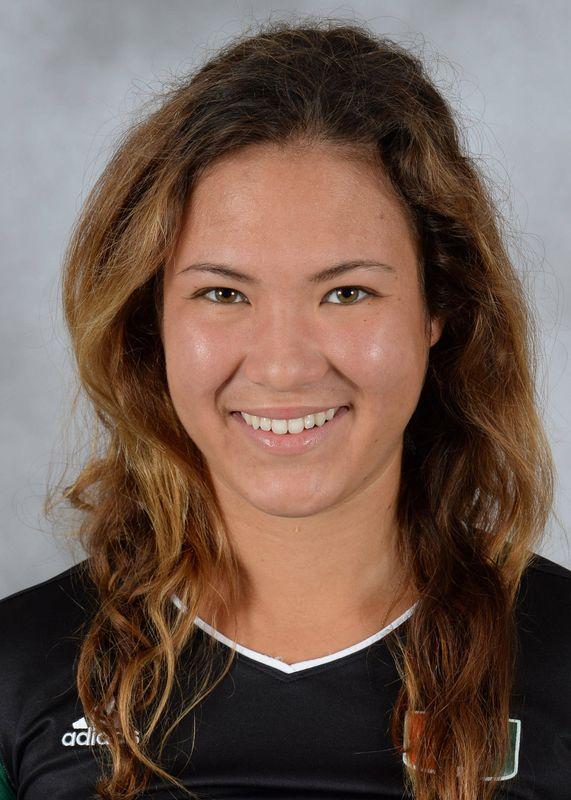 Alyssa Basdavanos - Rowing - University of Miami Athletics