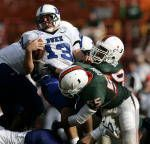 Hurricanes Travel To Temple On Saturday