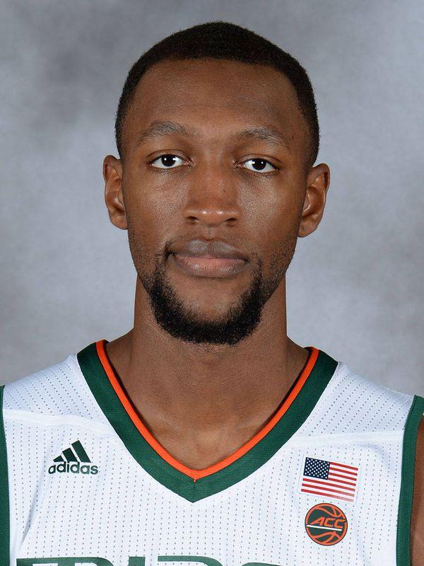 Kamari Murphy - Men's Basketball - University of Miami Athletics