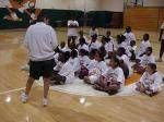 13th Annual Women's Basketball PAL Clinic A Huge Success