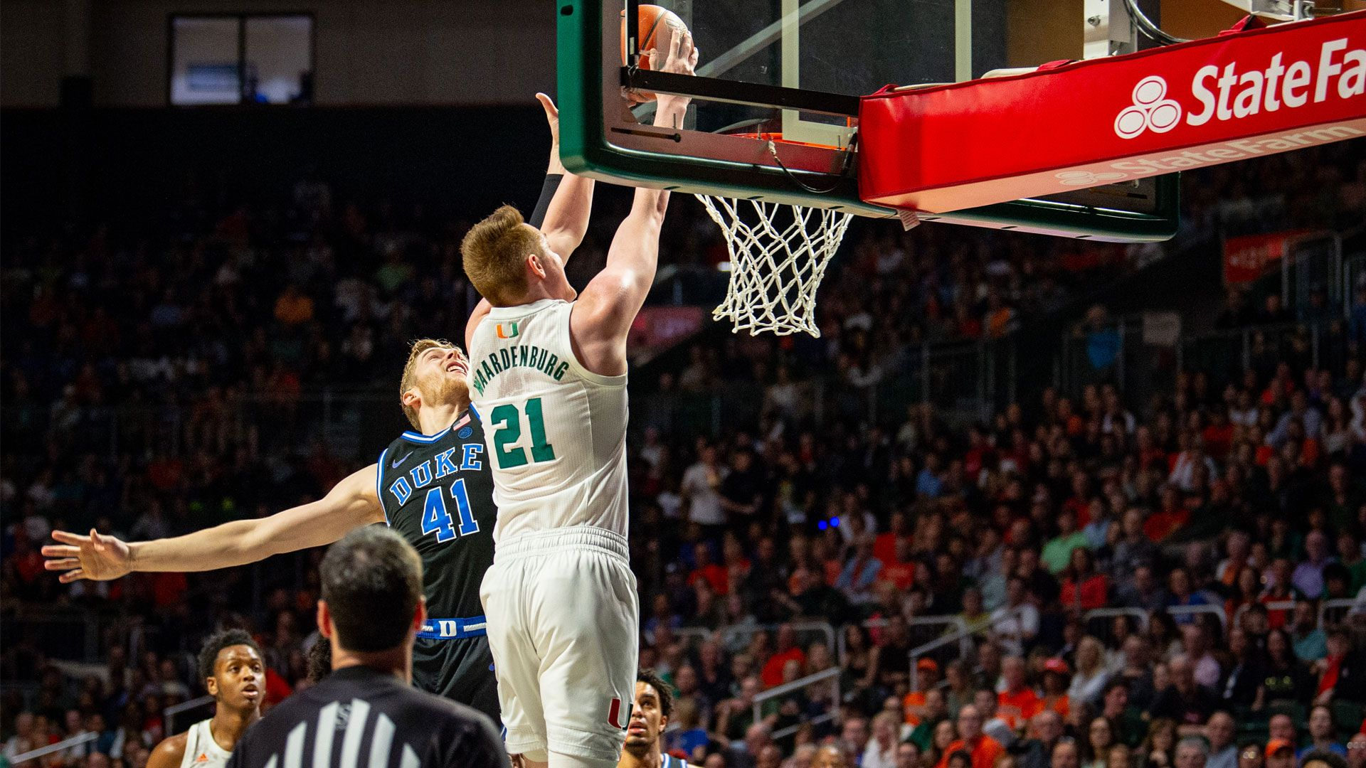 MBB Falls to Second-Ranked Duke